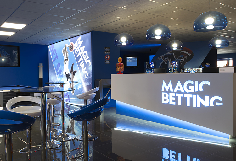 Agent worden bij Magic Betting